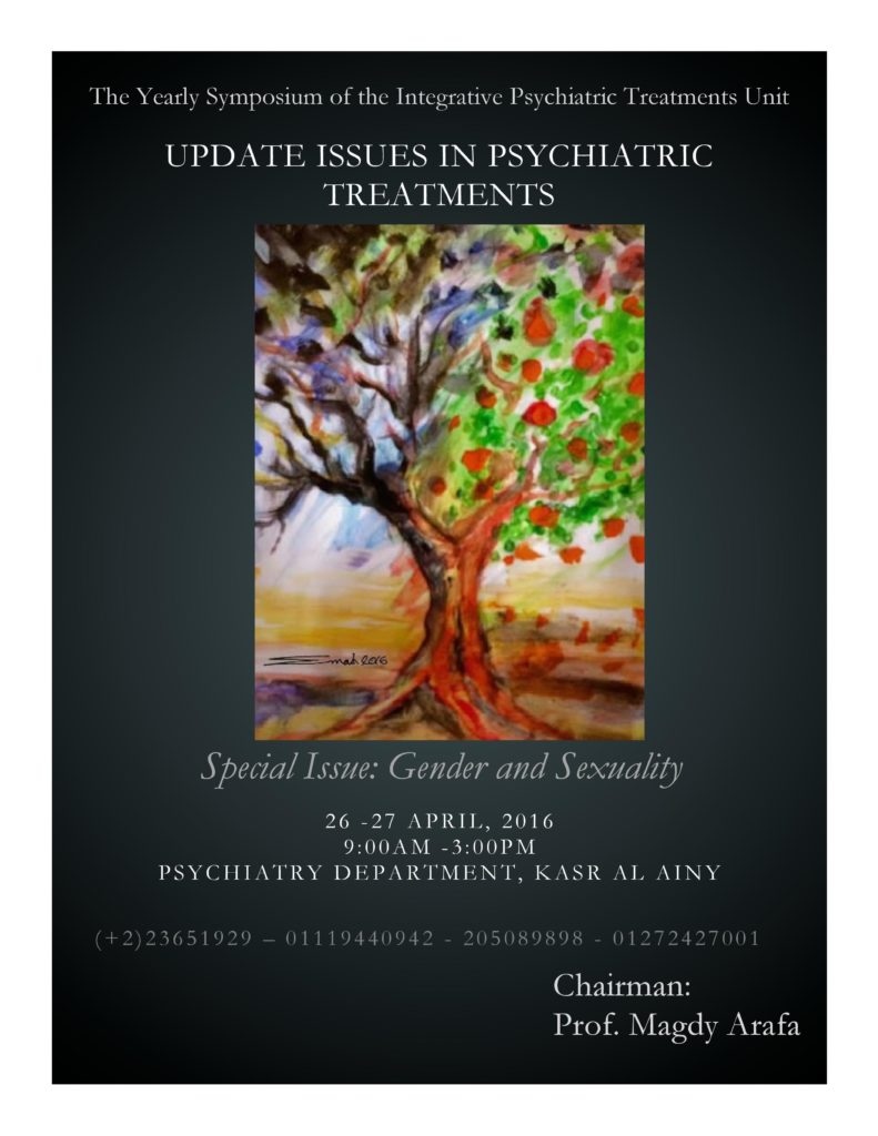 UPDATE ISSUES IN PSYCHIATRIC TREATMENTS