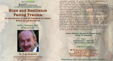 Hope and Resilience Facing Trauma:An introduction on How to Transform its Impact Within Us and Around Us