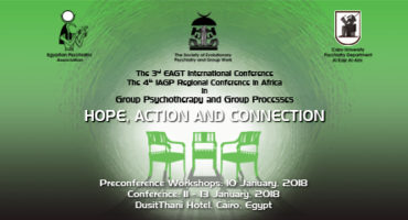 "The 3rd EAGT International Conference ""HOPE, ACTION AND CONNECTION"""